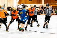 Puget Sound Outcasts vs. Arizona Rattleskates