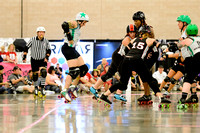 Ohio Roller Girls vs. Dallas Derby Devils