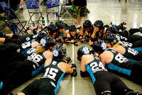 Rat City Rollergirls vs. Philly Roller Derby