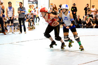 Victorian Roller Derby League vs. Angel City