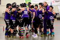 CarnEvil vs. Whidbey Island Rollergirls