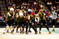 Rat City Rollergirls - Season 8, Bout 1