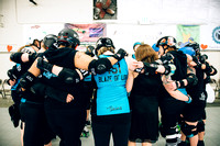 Jet City Rollergirls - Season 8, Bout 2