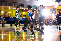 01. West Sound Rollergirls vs. NWO Honey Badgers