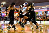 SDB Galaxy Girls vs. I5 Rollergirls