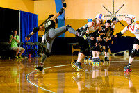 08. SDB Galaxy Girls vs. I5 Rollergirls