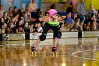 Lilac City Pixies vs. West Sound Rollergirls