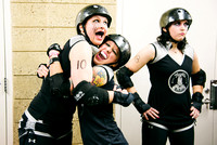 Rat City Rollergirls - Season 9, Bout 1