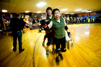 Rat City Rollergirls - Season 9, Bout 3