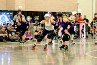 Rose City Rollers vs. Rat City Rollergirls