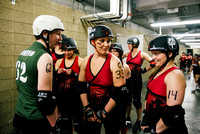 Rat City Rollergirls - Season 9, Bout 4