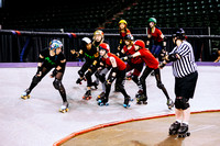 Tilted Thunder Rail Birds - Season 3, Bout 2