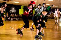 Rat City Rollergirls All-Stars vs. Rocky Mountain Rollergirls Fi