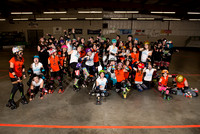 Seattle Derby Brats 2016 - Tootsy Rollers