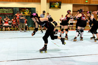 Arch Rival Roller Derby vs. Terminal City Rollergirls