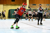 Texas Men's Roller Derby vs. Bridgetown Menace