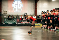 Grave Danger vs. Throttle Rockets
