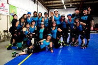 Jet City Rollergirls - Season 7, Bout 2