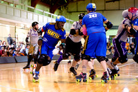 Game 4 - Puget Sound Outcast Derby vs. Bridgetown Menace
