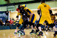 Game 10: New York Shock Exchange vs. Puget Sound Outcast Derby