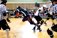 Game 3 - New York Shock Exchange vs. Mass Maelstrom Roller Derby