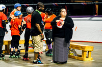 Tilted Thunder Rail Birds - Season 4, Bout 5