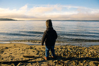 Fun times with Oliver at Golden Gardens