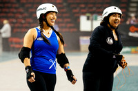 Rat City Rollergirls - Season 10, Bout 2
