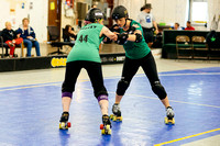 Rat City Rat Lab vs. Grunge City Rollers 2014-05-24