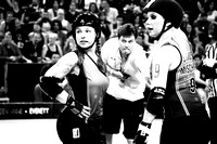 Rat City Rollergirls vs. Rose City Rollers