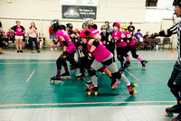 Evil Angels vs. Poison Skid'les.