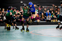 Mighty Rollers vs. Toxic AvengHers