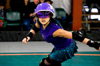 SDB Ultra Violets vs. Rose City Rosebuds