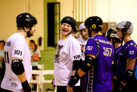 Game 6: Southern Discomfort Roller Derby vs. Bridgetown Menace