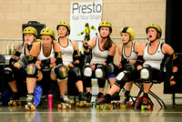 Sun State Roller Girls vs. Rideau Valley Roller Girls