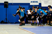 Hula Honeys vs. Wave of Mutilation