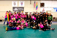Seattle Derby Brats - Friends and Family Bouts - January/February 2018