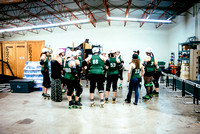 Rat City Rollergirls All-Stars vs. Montreal New Skids on the Blo