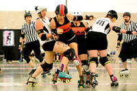 Texas Rollergirls vs. Sun State Roller Girls