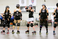 Sockit Wenches vs. Throttle Rockets.