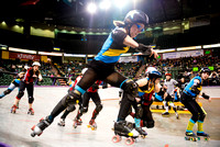 Tilted Thunder Rail Birds - Season 4, Bout 1
