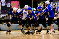 Game 5 - Denton County Outlaws vs. Mass Maelstrom Roller Derby