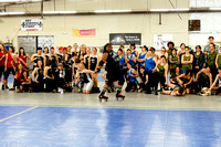 Rat City Rollergirls - Season 11, Bout 4