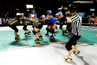 Game02: Rat City Rollergirls vs. Mad Rollin' Dolls