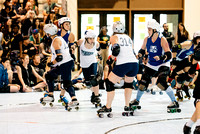 Day 3: Victorian Roller Derby vs. Denver Mile High Club